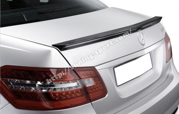 Carbon trunk spoiler AMG for Mercedes E-class W212 AMG B66036552