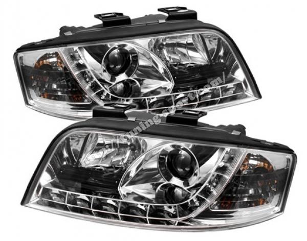 Headlight For Audi A6 C5 Allroad 20012004 Swa06agx Tuning Sportcom