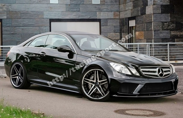Body kit for Mercedes E-class W207 / C207 coupe | tuning