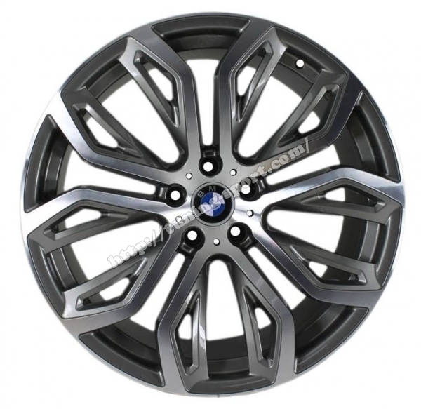 Wheels For Bmw X5 E70 Bmw E71 X6 36116796150 21 Inch