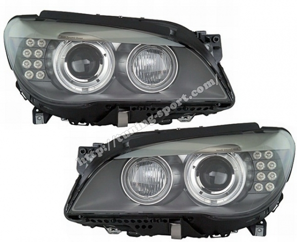 Headlight For Bmw F01 F02 7 Series New Bmw Left 63 11 7
