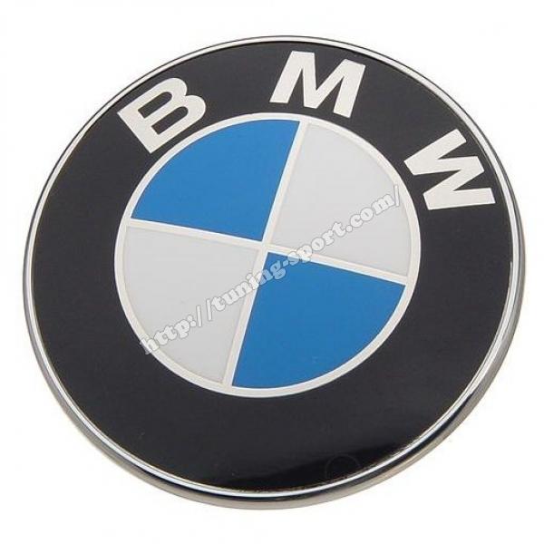 Hood Emblem Trunk Emblem For Bmw 51148132375 51 14 8 132