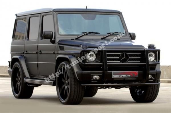 Mercedes g wagon amg matte black is free hd wallpaper for Mercedes benz g wagon matte black price