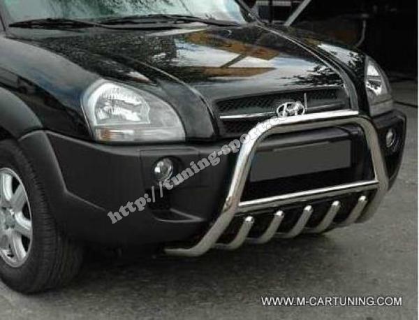 Hyundai Tucson Tuning Sport Com