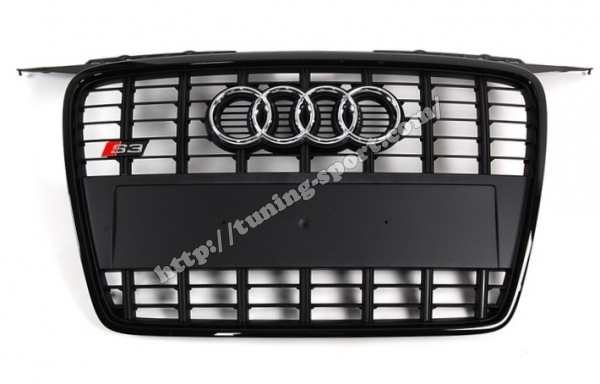 Front Grill Black For Audi A3 8p Audi S3 8p0 853 651 A 3fz