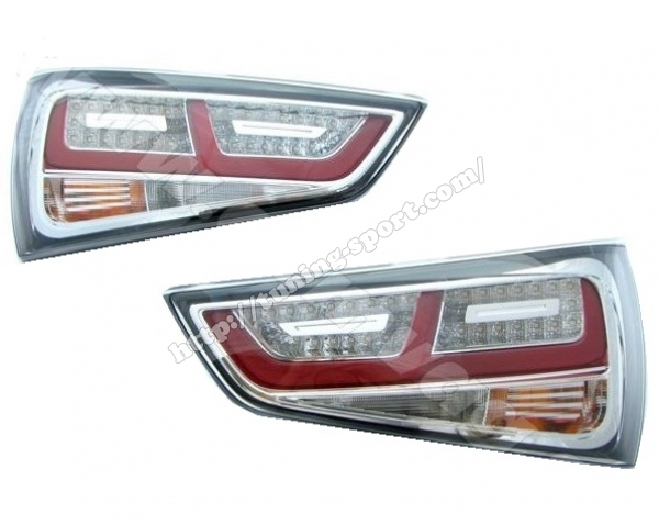 led tail light for audi a1 8x0052100 tuning. Black Bedroom Furniture Sets. Home Design Ideas