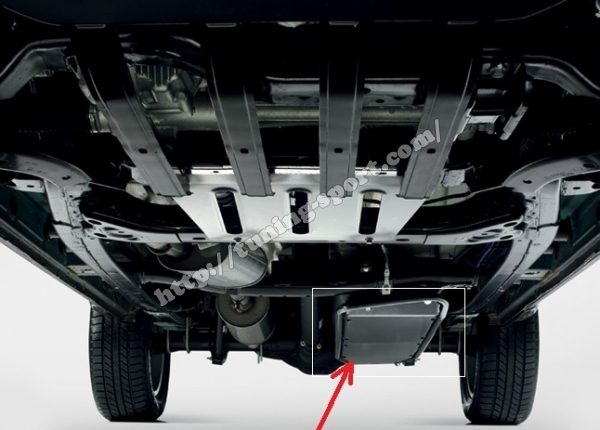 Vw Amarok Give Your Fuel Tank Even More Protection With