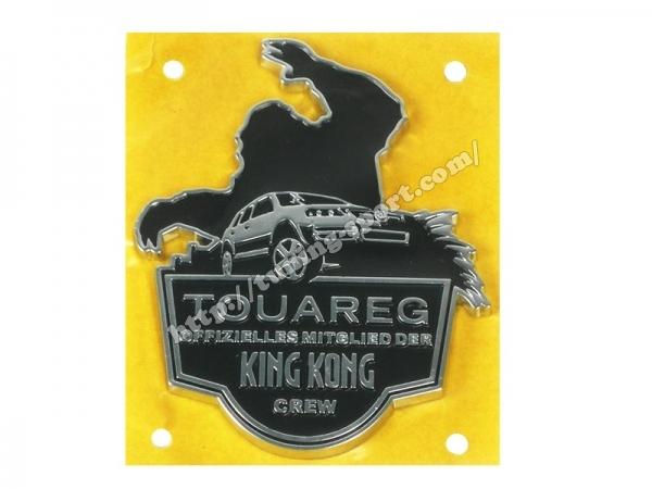 emblem for vw touareg king kong 7l6853621fxc tuning. Black Bedroom Furniture Sets. Home Design Ideas