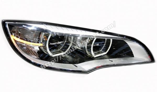 Headlight Bmw X6 E71 Facelift X5m E70 M Power Facelift