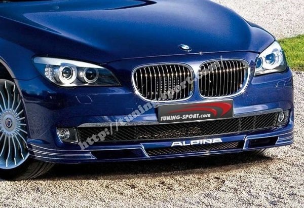 Front Spoiler Alpina For Bmw F01 F02 Art 51117980115