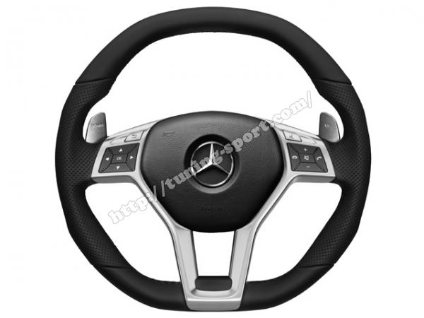 Amg Sports Steering Wheel Mercedes 3 Spoke Design With