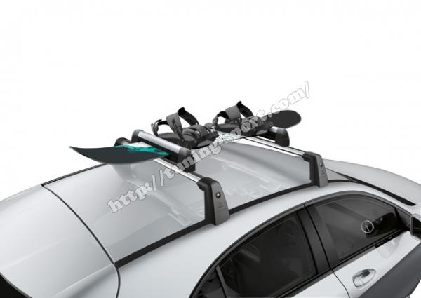 Ski and snowboard rack new alustyle standard for for Mercedes benz gl450 ski rack