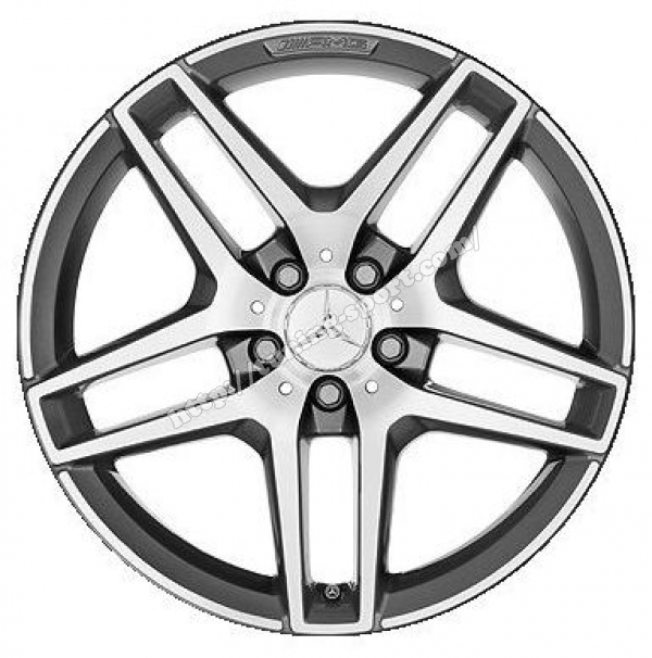 Alloy Wheel 19 Amg For Mercedes S Class W222 Art