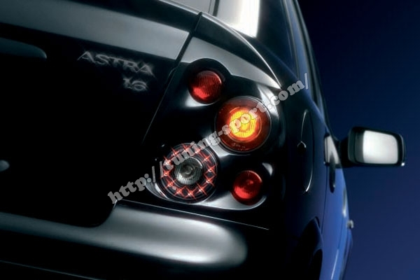 Taillight Hella For Astra G Tuning Sport Com