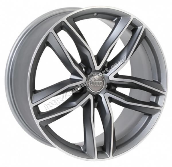 Alloy Wheels Oem 21 For Audi A6 S6 Rs6 4g0 Art