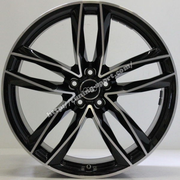Alloy Wheels Oem 21 For Audi A6 S6 Rs6 4g0 Art