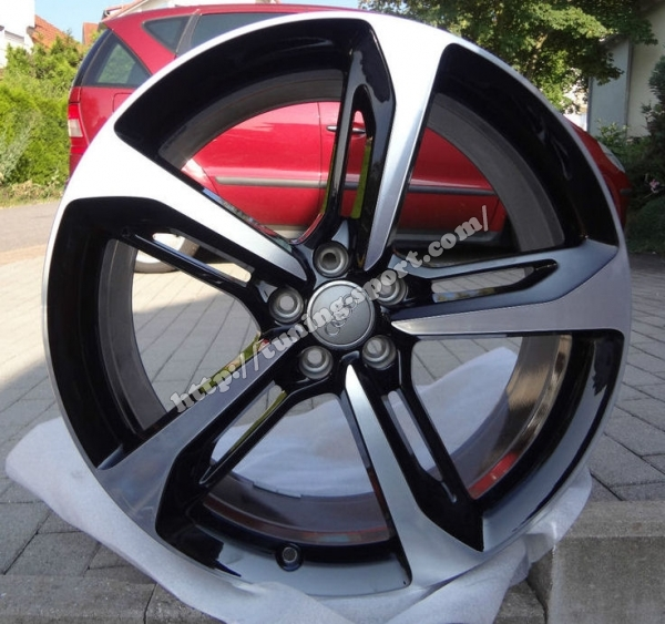 Alloy Wheels Rs7 21 For Audi A7 4g S7 Rs7 Art