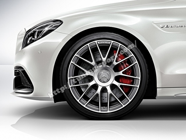 Forged Wheels Amg C Class W205 Art A20540117007x21 Front