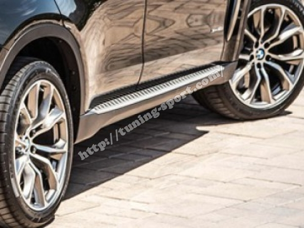 Side Step Set For Bmw X6 F16 Art 51952359265 51777319861 51777319862 Tuning Sport Com