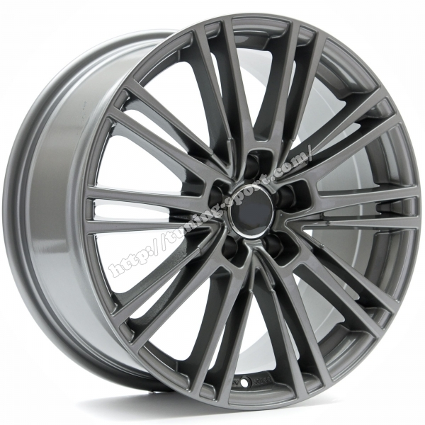 Wheels Audi Wheelworld Wh18 Daytona Grau Lackiert Made In