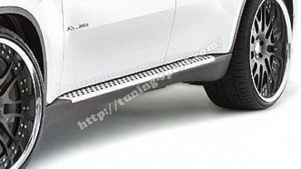 Side Steps For Bmw X6 E71 51950443731 Tuning Sport Com