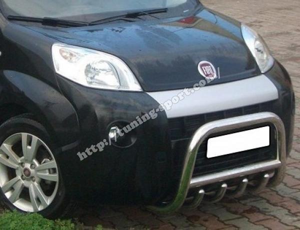 Car Front Bumper Protector Home / ROLL-BAR & SIDE STEP / ROL-Bar ITALY / Bull bar NEMO , BIPPER ...